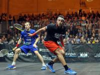 Mohamed Elshorbagy & Nick Matthew