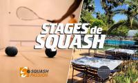 Stage de squash Marseille