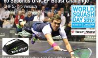 World Squash Day 2015