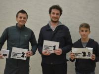 Tomas Houska, Arnaud Goyeneche & Noah Schroeder