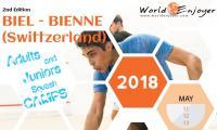 Stage Squash Biel-Bienne 2018
