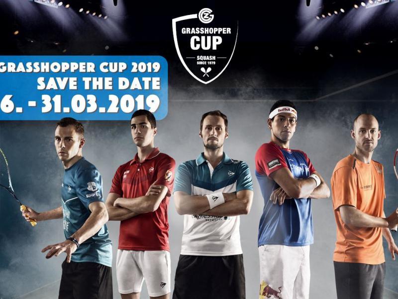 Grasshopper Cup 2019 du 26 au 31 mars 2019