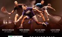 Poster BCV Squash Lausanne Classic 2019