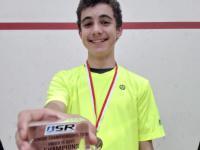 Matthis Le Hir - U15 - Boys - Championnats Romand Juniors 18/19