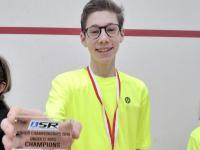 Cyril Paychere - U17 - Boys - Championnats Romand Juniors 18/19