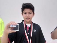 Phakhin Kaeochunlakan - U11 - Boys - Championnats Romand Juniors 18/19