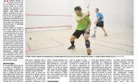 Alberto Martinez Macias en action (Photo: Peter Steffen)
