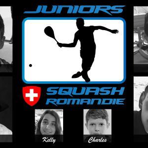 Juniors Squash Romandie