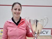 Céline Peiry - Championne Romande 2019