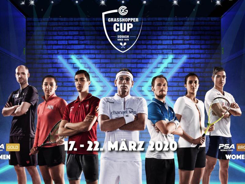 Grasshopper Cup 17-22 mars 2020