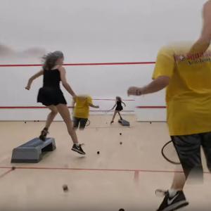 Womens squash